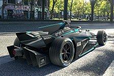 Formel E Gen2 EVO: Neues Auto für 2020/21