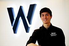 Formel 1 2020: Jack Aitken wird Williams-Ersatzfahrer