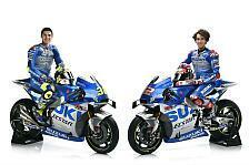 MotoGP: Das ist Suzukis neue GSX-RR für 2020