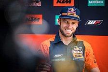 Brad Binder: KTMs MotoGP-Neuling im Interview