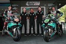 MotoGP: Die besten Bilder der Petronas-Präsentation 2020