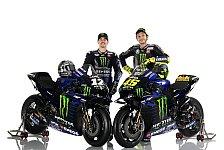 MotoGP: Das ist die neue Yamaha M1 für 2020