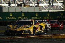 24h Le Mans 2020: Corvette sagt Start ab, Porsche halbiert