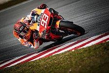 Marc Marquez nach erstem MotoGP-Test: Schlechter als erwartet