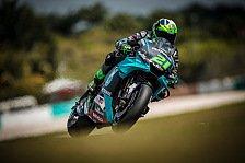 MotoGP - Franco Morbidelli: Die Waffe heißt Speed