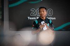 MotoGP: Razali nicht mehr Sepang-CEO, Fokus auf Teamchef-Job