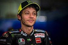 MotoGP: Kein Ersatz für Valentino Rossi im 2. Aragon-Rennen