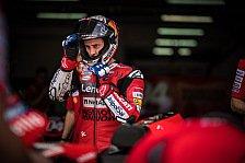 Ducati zuversichtlich: Wollen bald Dovizioso-Vertrag verlängern