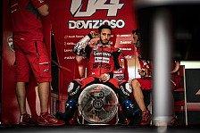 MotoGP-Vorschau: Doviziosos letzte Ducati-Attacke?