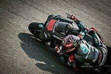 MotoGP-Tests Sepang 2020: FQ20 holt 3. Bestzeit, MM93 stürzt