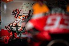MotoGP - Alarmglocken bei Honda: Marc Marquez testet 2019-Bike