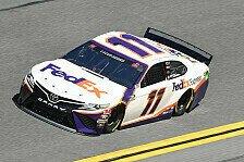 NASCAR Daytona 2020: Denny Hamlin gewinnt erneut Daytona 500
