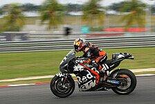 MotoGP-Shakedown Sepang 2020: Pedrosa vorne, A. Marquez stürzt