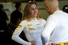 Sophia Flörsch im Interview: Im Frauen-Team bei 24h Le Mans?