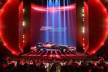 Formel 1 2020: Präsentation Scuderia Ferrari SF1000
