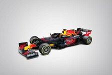 Red Bull präsentiert RB16 für die Formel-1-Saison 2020