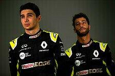 Formel 1, Ricciardo brennt auf 2020: Fight mit Ocon und Podium