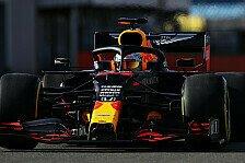 Formel 1 - Red Bull heiß auf 2020: Verstappen will WM