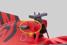 Formel 1, Bilderserie: Ferrari SF1000 im Technik-Check
