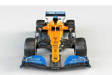 Formel 1 2020: Präsentation McLaren MCL35