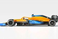 Formel 1 2020, McLaren zeigt neues Auto: Präsentation des MCL35