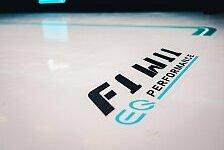 Formel 1 - Video: LIVE-STREAM: Mercedes-Präsentation des neuen W11