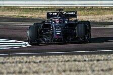Formel 1 - Alfa überrascht: Kimi Räikkönen fährt C39-Shakedown