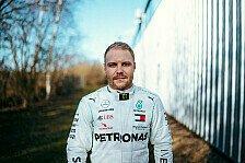 Formel 1 - Video: Valtteri Bottas meldet sich aus der Isolation