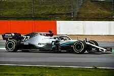 Formel 1 Präsentationen 2020: Mercedes enthüllt den F1 W11