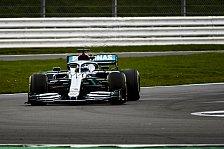 Formel 1 2020: Präsentation & Shakedown Mercedes F1 W11