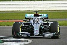 Formel 1 - Video: Formel 1 2020: Onboard-Video von Hamiltons erster Runde im W11