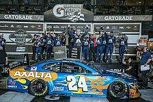 NASCAR 2020: Fotos Rennen 1 - Daytona International Speedway