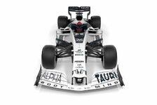 Formel 1 2020: Neues Red-Bull-Team AlphaTauri präsentiert Auto