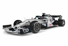 Formel 1 2020: Präsentation AlphaTauri