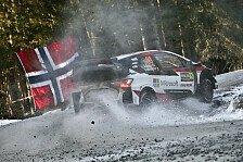 WRC Rallye Schweden 2020: Sieg für Toyota-Neuzugang Elfyn Evans