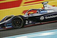 Formel E Mexiko, FP2: Bird-Bestzeit - Abt fehlt nach Unfall