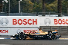 Formel E, Marrakesch-Training: Techeetah-Bestzeit, Vergne fehlt