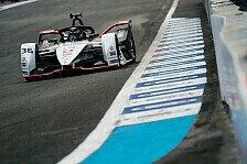 Formel E Mexiko: Lotterer beschert Porsche erste Pole Position