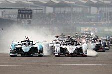 Formel E, Mexiko: Kollisionen kosten Porsche Top-Ergebnis