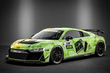 DTM Trophy: von der Laden fährt für Superdrink by Car Republic