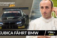 DTM 2020 - Robert Kubica: Testträger-BMW ist kein Nachteil