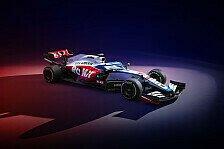 Formel 1 2020: Williams präsentiert den FW43