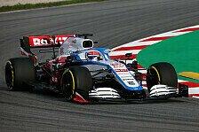 Formel 1 Live-Ticker: Williams mit Fotos, Racing Point gleaked?