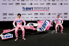 Formel 1 2020: Präsentation Racing Point RP20