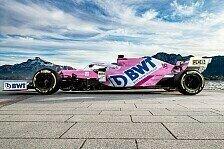 Formel 1 2020, Ansage von Racing Point: Podien, klar Vierter