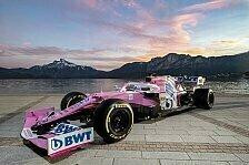 Formel 1 Live-Ticker-Nachlese: Präsentationen 2020 im Rückblick