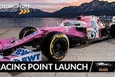 Formel 1 - Video: Formel 1 2020: Kampfansage von Racing Point