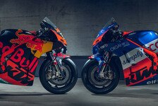 MotoGP: KTM präsentiert neue Bikes für die Saison 2020
