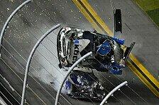 NASCAR - Video: NASCAR 2020: Diese Elemente schützten Newman bei seinem Unfall