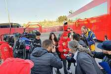 Formel 1 Testfahrten 2020: Vettel krank, Leclerc springt ein